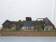 JDK Dioramenbau 1:87 - UNIKAT Handarbeitsmodell von Wehrmacht besetztes Dorf
