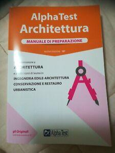Alpha test architettura, kit completo di preparazione edizione 2020/2021