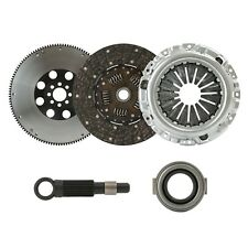 CLUTCHXPERTS CLUTCH+FLYWHEEL fits 90-4/92 PLYMOUTH LASER RS 2.0L TURBO 6 BOLT