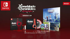 Xenoblade Chronicles Definitive Edition Collectors Set Nintendo Switch New