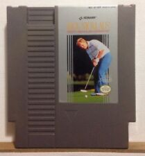 Jack Nicklaus Golf game for Nintendo NES