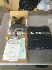Alpine 5954 Cd Changer Controller System New Never Used