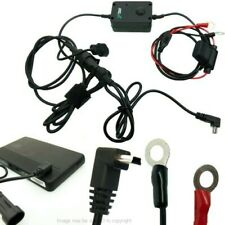 Motorcycle Direct to Battery Hardwire Charging Cable for Garmin Nuvi GPS SatNav