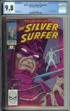 Silver Surfer Limited Series #1 CGC 9.8 Galactus