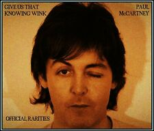 PAUL MCCARTNEY 6CD Give Us That Knowing Wink- Official Rarities The Beatles