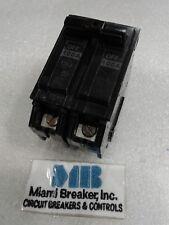 GE THQL21100 CIRCUIT BREAKER 2 POLE  100 AMP 240 VAC NEW!!