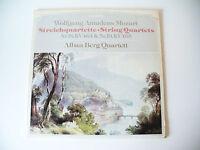 Mozart - Streichquartette N0.18 & No.19, Alban Berg Quartett, LP  Vinyl (28)