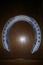 Steve Cauthen  triple crown  autograph horseshoe signed 1978 Affirmed