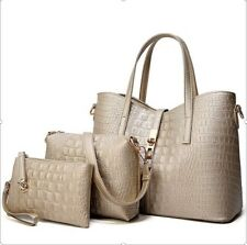 Purses and Handbags for Women Satchel Shoulder Tote Bags Wallets - GOLD