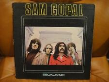 SAM GOPAL - ESCALATOR - UK - 1st PRESS - STABLE