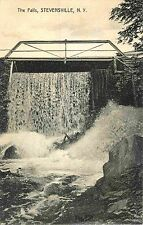 An Exciting Closeup View of the Falls, Stevensville Ny