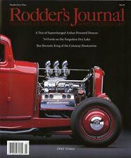 Rodders Journal 49B; Hot Rat Rod, Gasser, 32 Ford