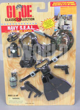 """G.I. JOE Classic Collection Navy Seal S.E.A.L. Mission Gear for 12"""" figure  #F5"""