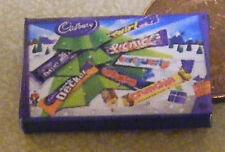 1:12 scala vuoto nello stabilimento della Cadbury selezione pacchetto DOLLS HOUSE miniatura Accessorio alimentare