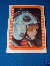 TOPPS STAR WARS TRADING CARD STICKERS SET 5 NUMBERED 45-55 EXCELLENT CONDITION