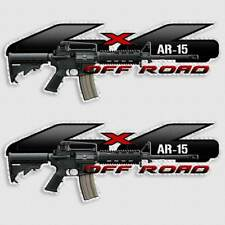 4x4 Truck AR15 Gun Decal Sticker for Ford LWRC Sig Bushmaster Priority Mail