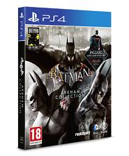 Batman Arkham Collection Steelbook Edition PS4 Game