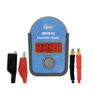 Supco MFD10 Digital Capacitor Tester