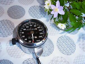 T10 Tacho, Speedometer, Gauge Kawasaki ZL 1000 / 900 EL 250 EN 500, u.a.