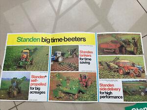The Peter Standen Beet Harvester Brochure