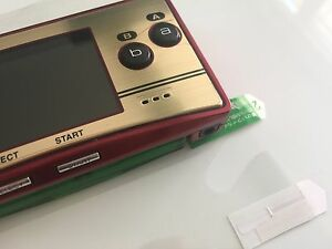 Nintendo GameBoy MICRO Screen Protective FILM  Keep away from scratches For GBM