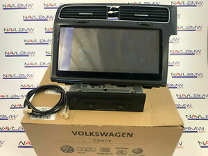 VW MIB 2.5 9.2 Inch Touch Golf MK7 7.5 Unlocked ABT HIGH CP Removed AU version