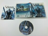 Sony PlayStation 3 PS3 CIB Complete Tested Viking Battle for Asgard Ships Fast
