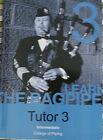 Gaita Escocesa Tutor Intermedio Libro 3 CD ROM Colegial de tuberías de tubos