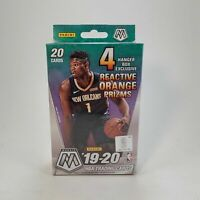 2019-20 Mosaic NBA Basketball Hanger Box  factory sealed 20 Cards