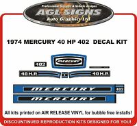 Mercruiser Bravo Three X  Outdrive Reproduction Decal Kit   mercury 3x