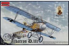 RODEN 012 1/72 Rudolf Berthold Albatros D.III World War I