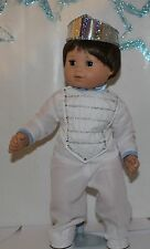 Prince Charming costume for Bitty Baby,  Bitty twins great for Halloween