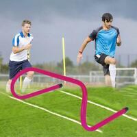 Speed Agility Hurdles Poles Cones Ladders Football Training Sport Equipment