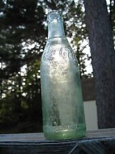 SCARCE Ringneck FAYETTE SPRINGS Alabama Coca Cola Coke Bottle < THAN 250 KNOWN