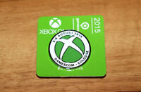 Xbox One promo Pin from Gamescom 2015 Limited Edition of 1200 pcs
