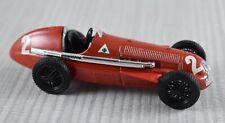 BRUMM R43 ALFA ROMEO GP 159 1951 1:43 SCALE DIECAST MODEL RACING CAR