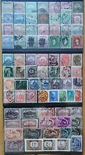 Ungarn, schönes Lot älterer Briefmarken, gestempelt