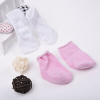 1Pair Handmade Doll Socks Clothes For 18 inch American Gif. Kids Dolls New A1V8