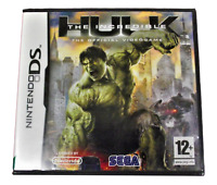 The Incredible Hulk DS DS 2DS 3DS Game *Complete*
