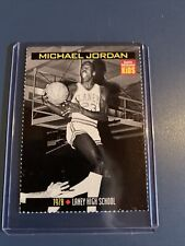 Michael Jordan - SI For Kids - Laney High -Limited Edition -Sharp Corners - #776