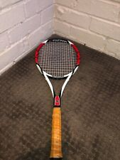 Wilson K Factor Six One Tour 90-Federer Sign-Near Mint Condition-Grip3
