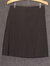 TAHAN Charcoal Straight Skirt SZ 4