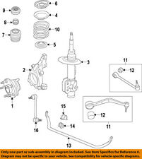 Chevrolet GM OEM 2014 SS Front Suspension-Coil Spring 92290030