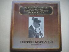 Enrico Mainardi - cello Don Quixote,Fantastic Variations on a Theme of Knightly