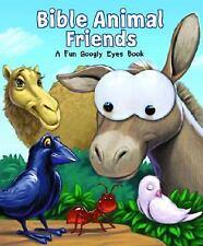 Googly Eyes: Bible Animal Friends : A Fun Googly Eyes Book by Matt Mitter (2007,
