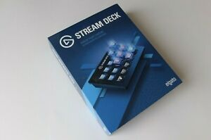 Elgato Stream Deck 15 Keys (PC) - Only used a few times! - Great condition boxed