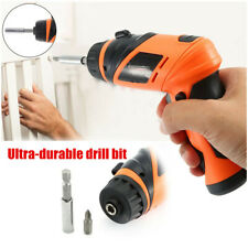Electric Drill Screw LED Rotate Screwdriver Operated Cordless Bolt Driver Tool