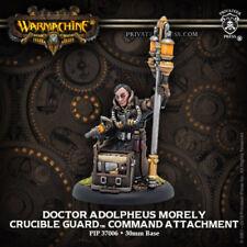 Warmachine Golden Crucible Doctor Adolpheus Morley Solo PIP37006