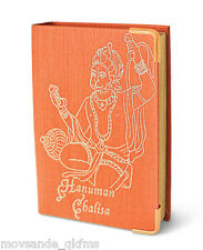 Hanuman Chalisa - Hindi, English, Gujarathi (Pocket Sized)