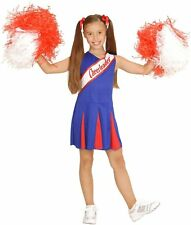COSTUME CHEERLEADER BAMBINA 5/7 ANNI